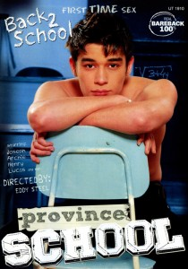 Province School DVD - Front
