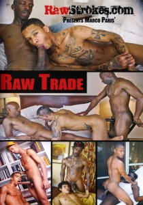 Raw Trade DVD - Front