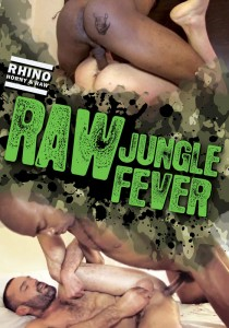 Raw Jungle Fever DVD - Front