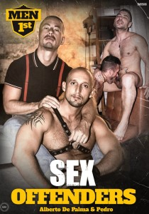Sex Offenders (Men First) DVD