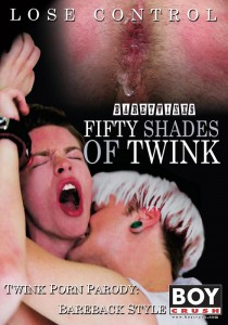 Fifty Shades of Twink DVDR (NC)