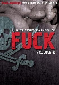Fuck Volume 8 DVD - Front