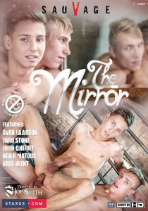 The Mirror DVD - Front