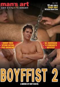 Boy FFist 2 DVD - Front