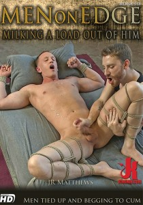 Men on Edge 38 DVD (S) - Front