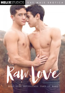 Raw Love (Helix) DVD - Front