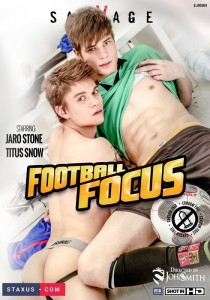Football Focus DVD - Front