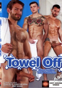 Towel Off DVD - Front