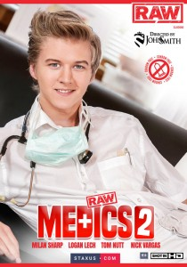 Raw Medics 2 DVD