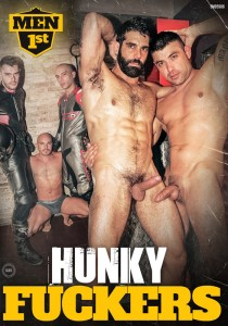 Hunky Fuckers DVD