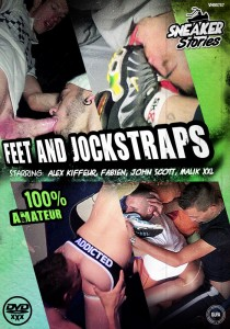 Feet and Jockstraps DVD