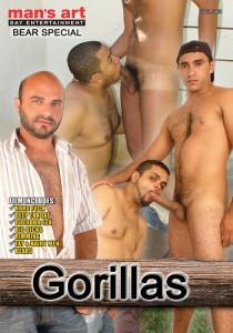 Gorillas DVD - Front