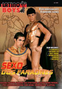 Sexo Dos Faraones DVD - Front