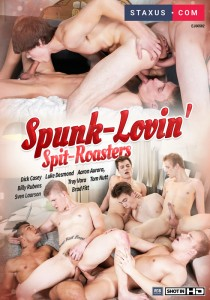 Spunk-Lovin' Spit-Roasters DVD