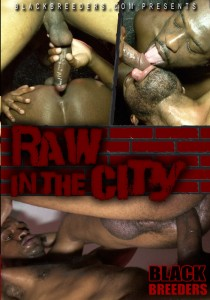 Raw In The City DVD - Front