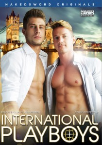 International Playboys DVD