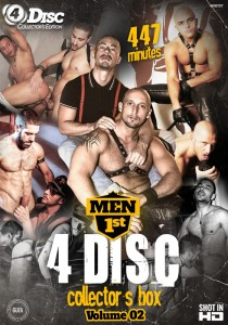 Men 1st 4 Disc Collector's Box volume 2 DVD