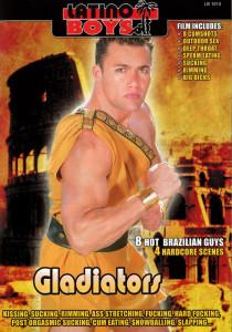 Gladiators DVD - Front