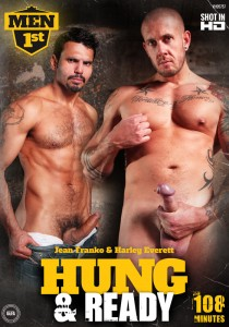 Hung & Ready DVD