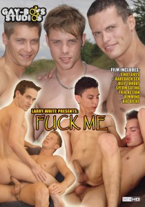 Fuck Me (GBS) DVD - Front