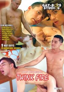 Twink Fire (GBS) DVD