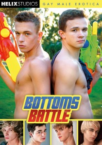 Bottoms Battle DVD - Front