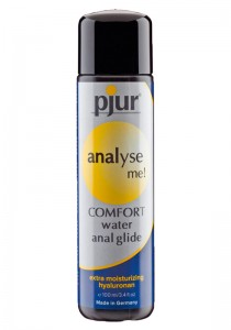 Pjur analyse me! COMFORT anal glide Bottle 100 ml