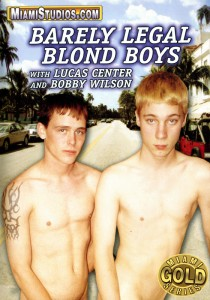 Barely Legal Blond Boys DVD (NC)