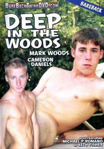 Deep in the Woods (BBT) DVD - Front