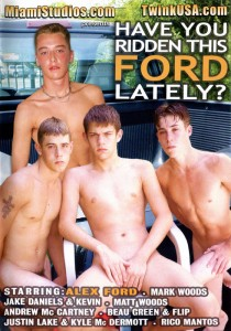 Have You Ridden This Ford Lately? DVD (NC)