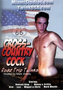 Cross-Country Cocks DVD (NC)