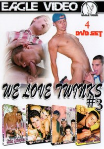 We Love Twinks #3 DVD