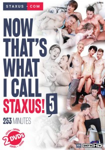 Now That's What I Call Staxus! 5 DVD