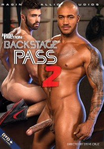 Backstage Pass 2 DVD - Front