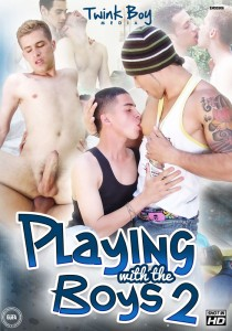 Playing With The Boys 2 DVD