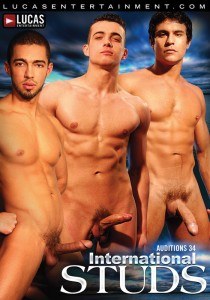 Auditions 34: International Studs DVD