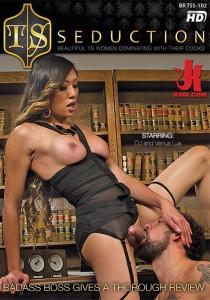 TSS102: Badass Boss Gives a Thorough Review DVD (S)