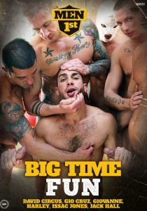 Big Time Fun DVD