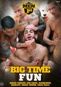 Big Time Fun DVD - Front