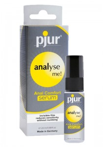 Pjur analyse me! Anal Comfort serum pump Bottle 20 ml
