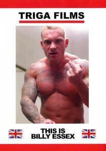 This Is Billy Essex DVD - Front