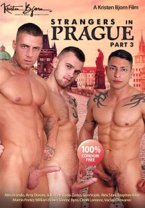 Strangers in Prague Part 3 DVD (S)