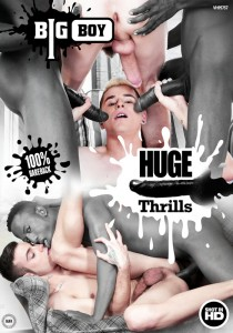 Huge Thrills DVD - Front