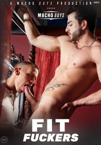 Fit Fuckers (Macho Guys) DVD