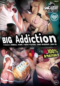 Big Addiction DVD