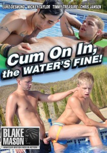 Cum On In, The Water's Fine! DVD