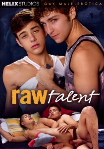 Raw Talent DVD - Front