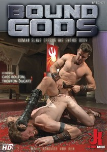 Bound Gods 75 DVD - Front