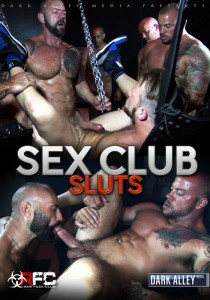 Sex Club Sluts DVD