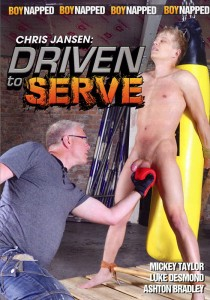 Chris Jansen: Driven to Serve DVD